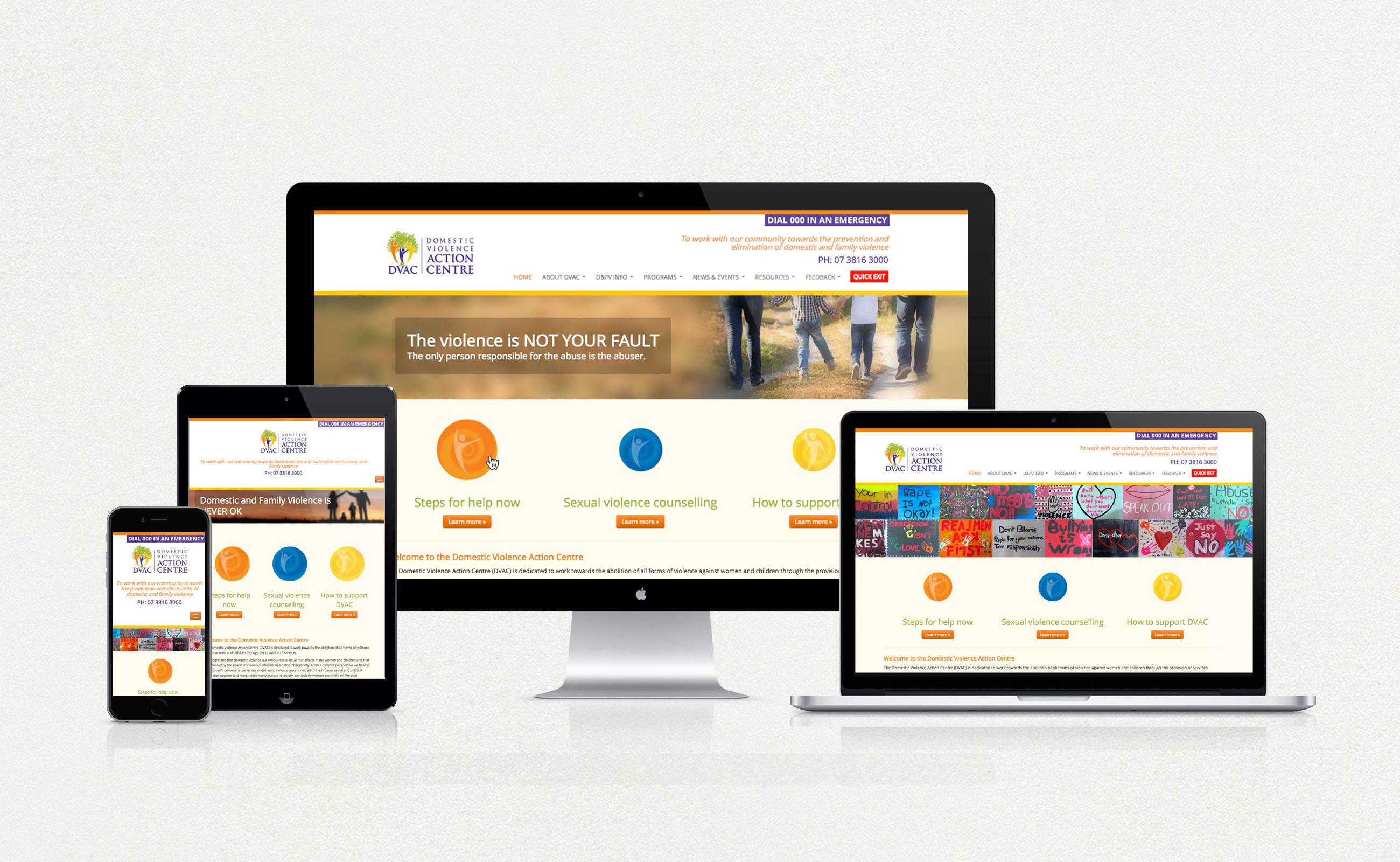 DVAC website
